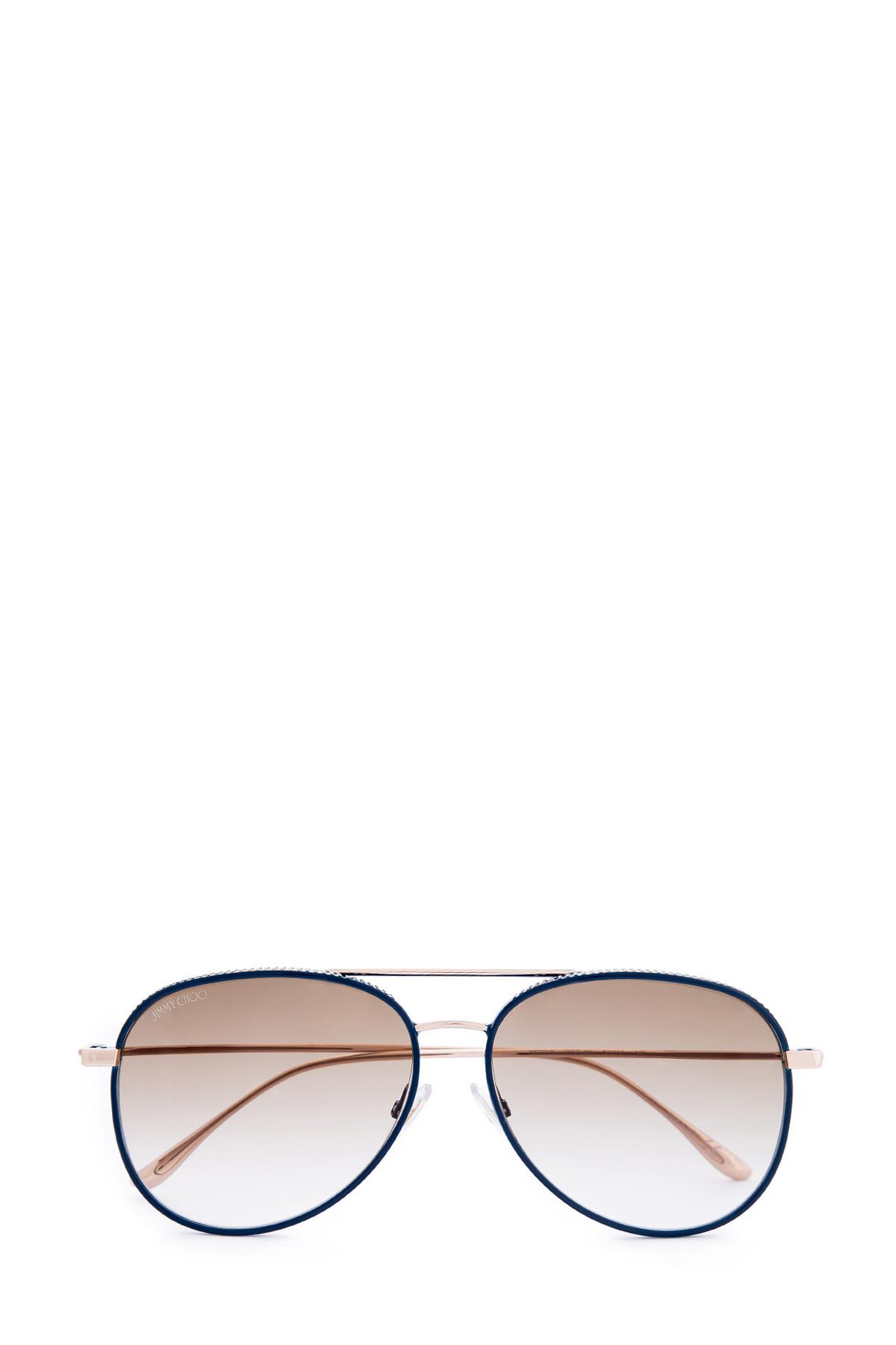 очкиСолнцезащитные очки<br><br>Материал: пластик 100% ,  стекло 100% ,  металл 100%;