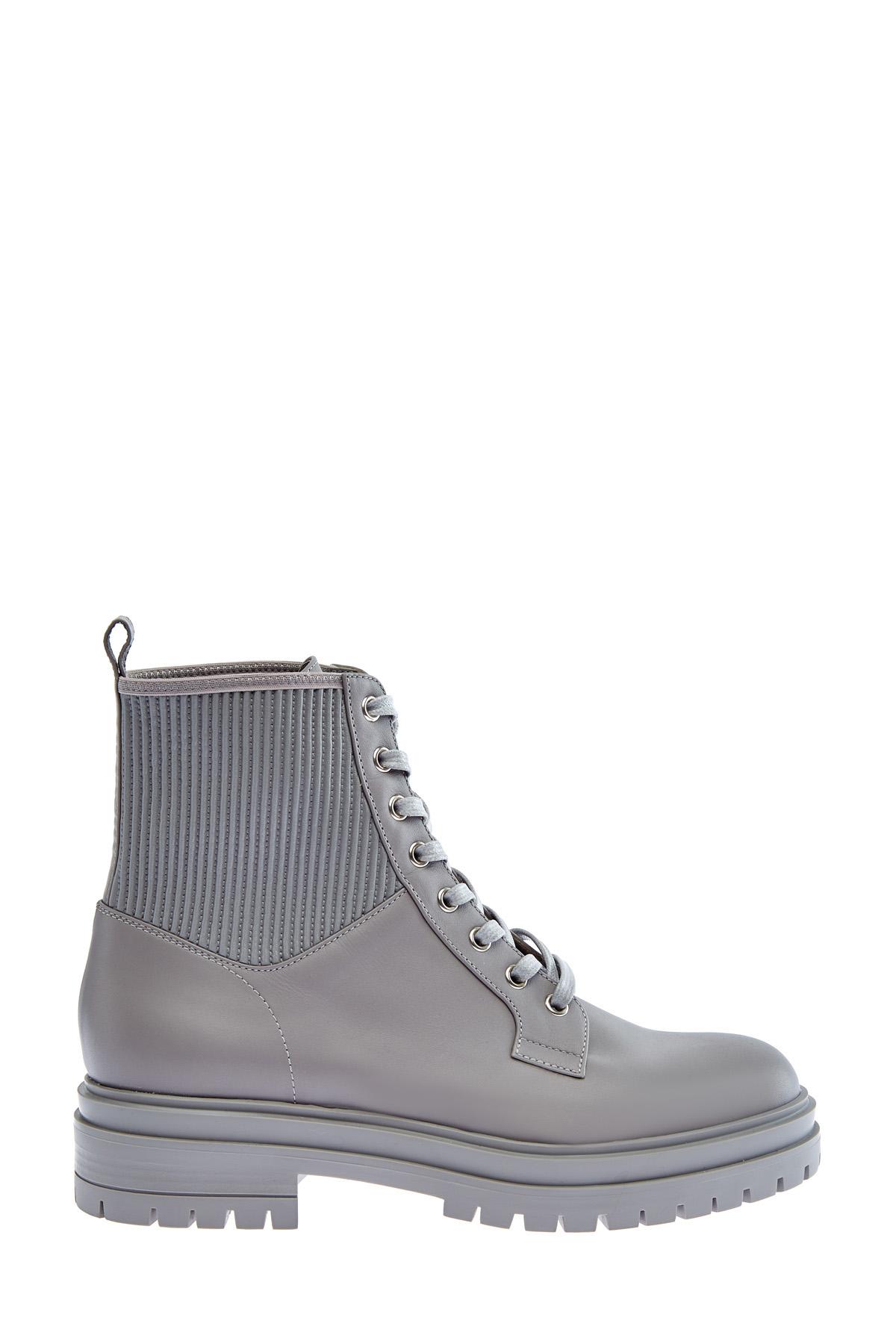 женские ботинки на каблуке gianvito rossi
