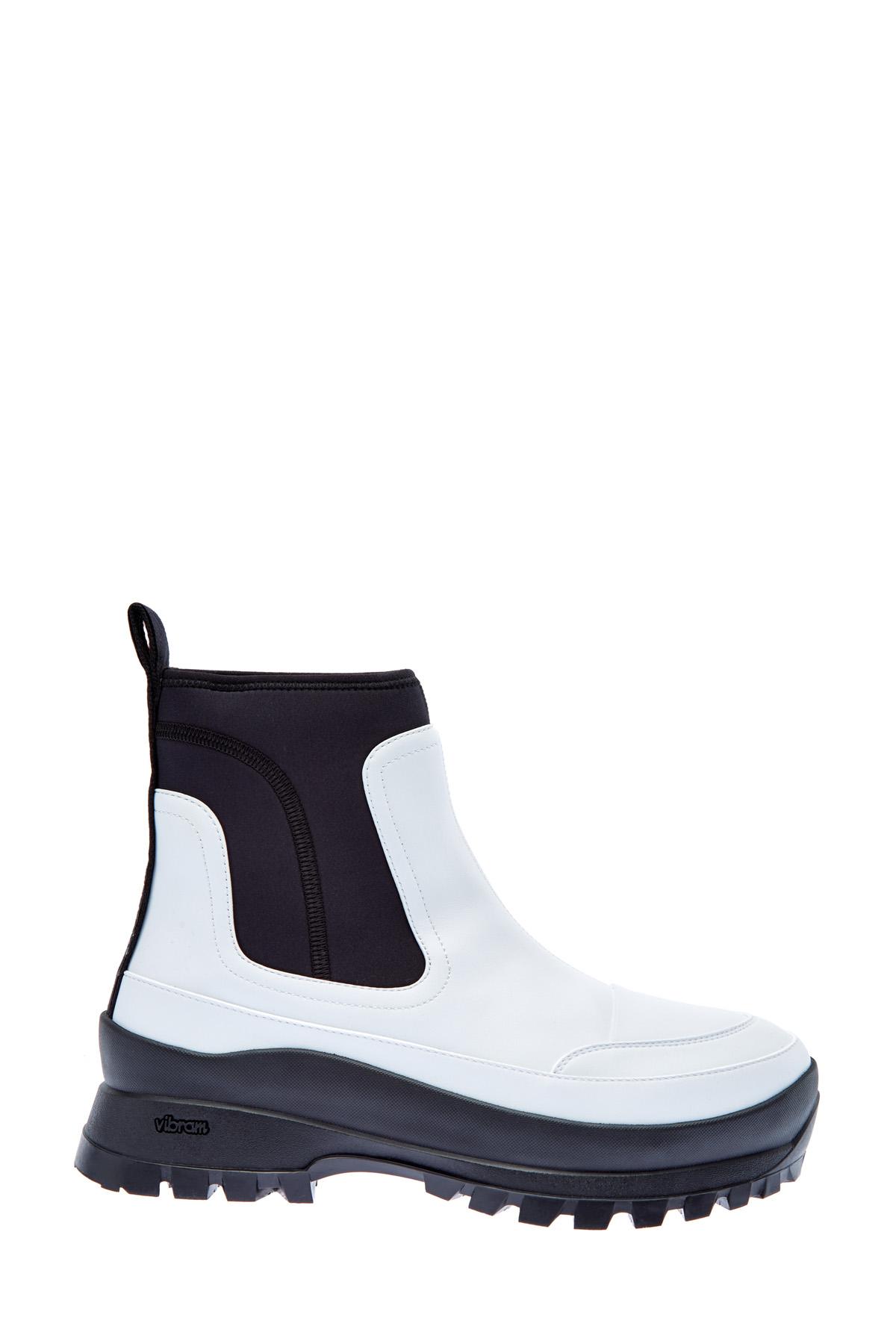 Ботинки-челси на подошве Vibram фото