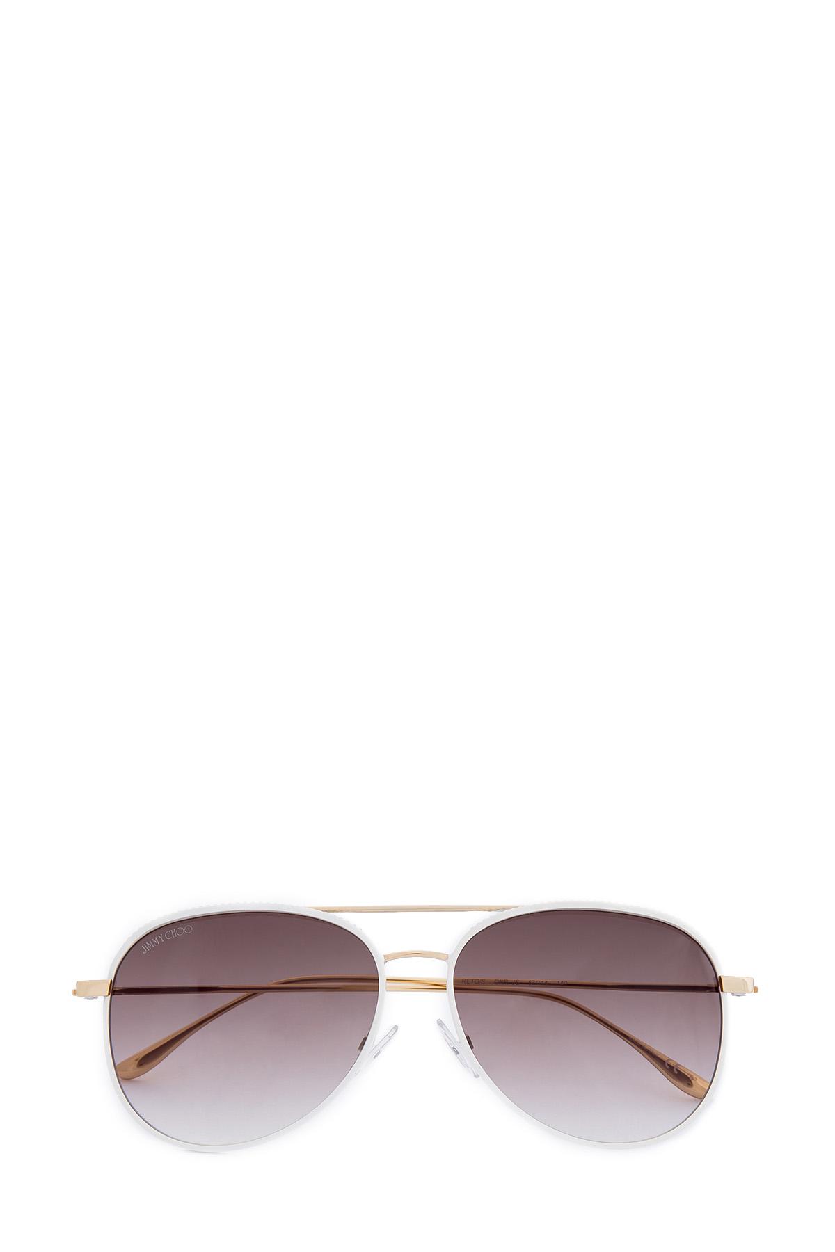 женские солнцезащитные очки jimmy choo