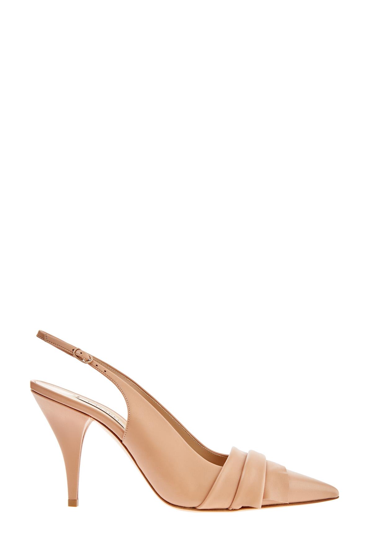 женские туфли на каблуке casadei