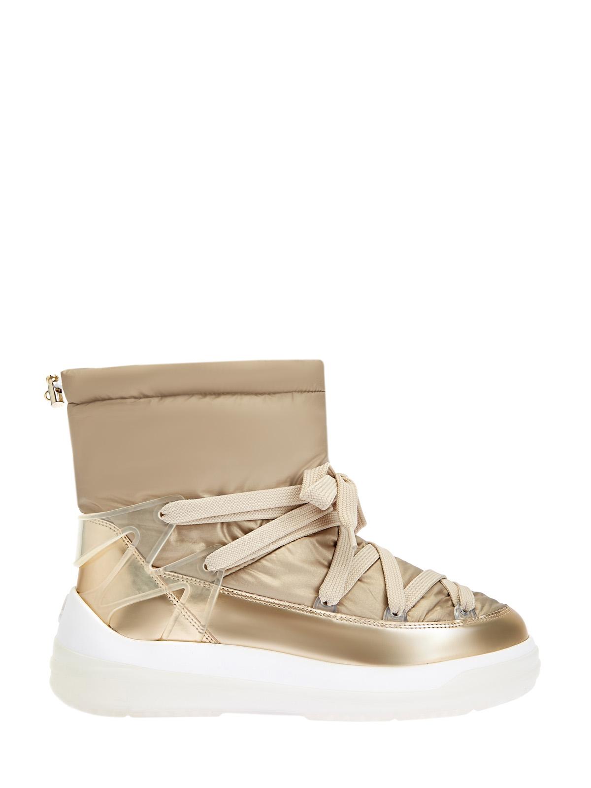 женские ботинки moncler