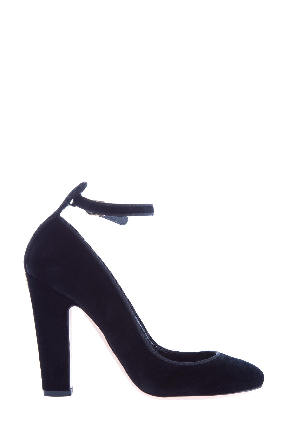 женские туфли на каблуке alexander mcqueen