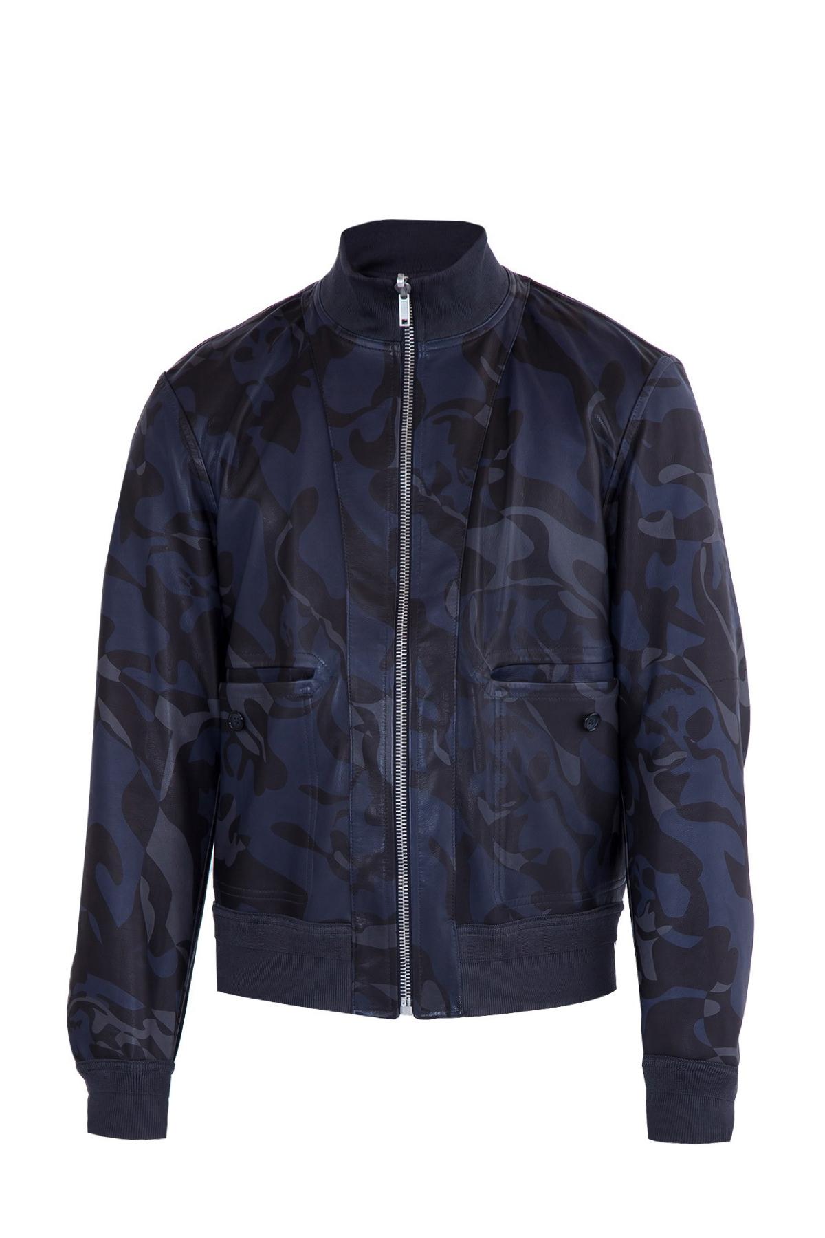 курткаКуртки<br><br>Материал: кожа 100% ,  хлопок 89% ,  полиамид 9% ,  эластан 2%;