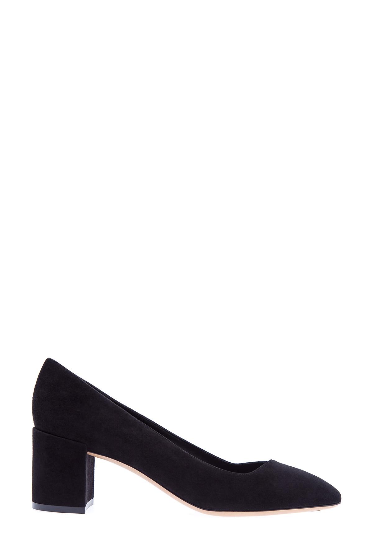 женские туфли на каблуке salvatore ferragamo