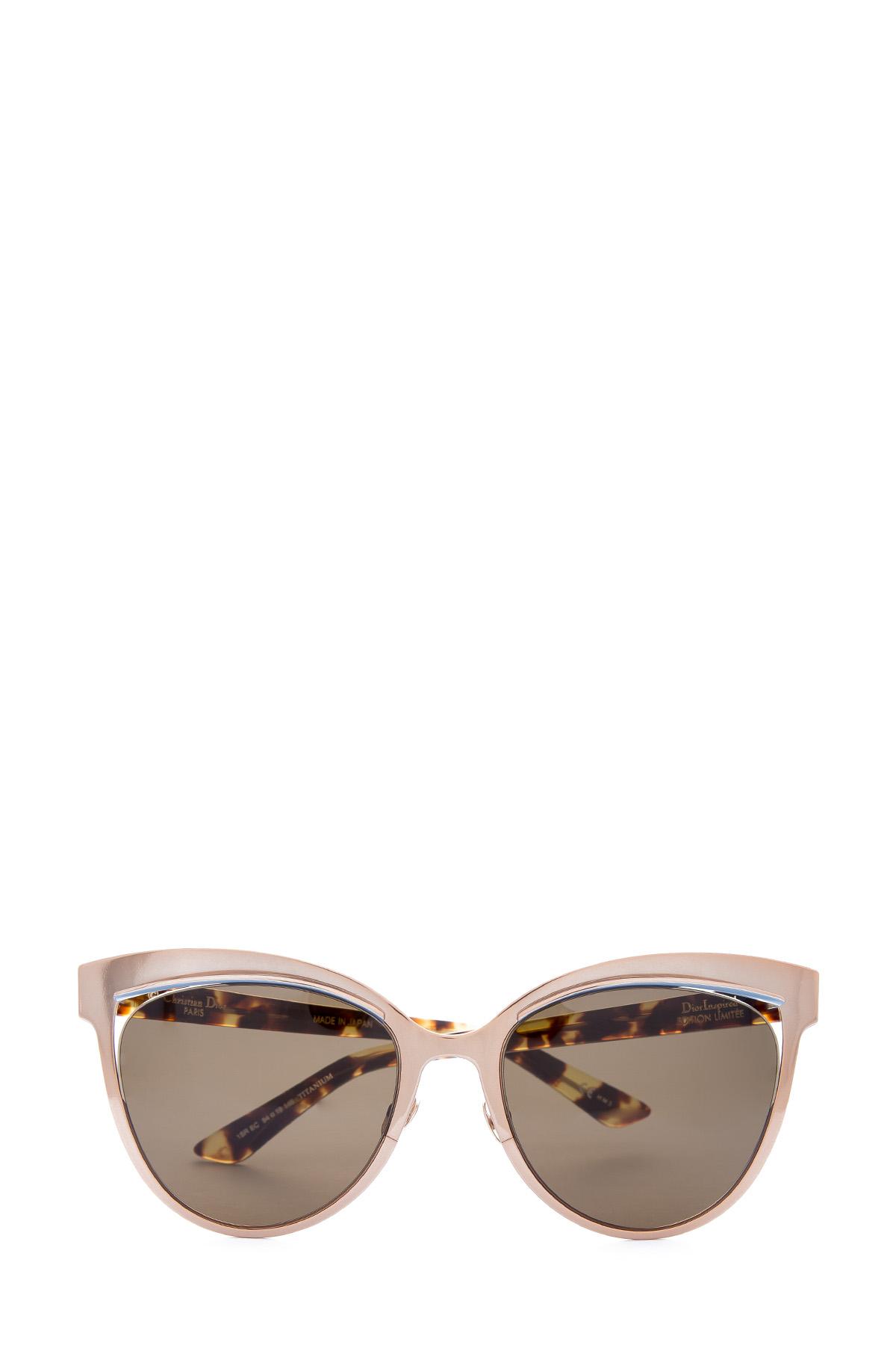 Купить Очки, DIOR (sunglasses) women, Франция, пластик 100%, стекло 100%