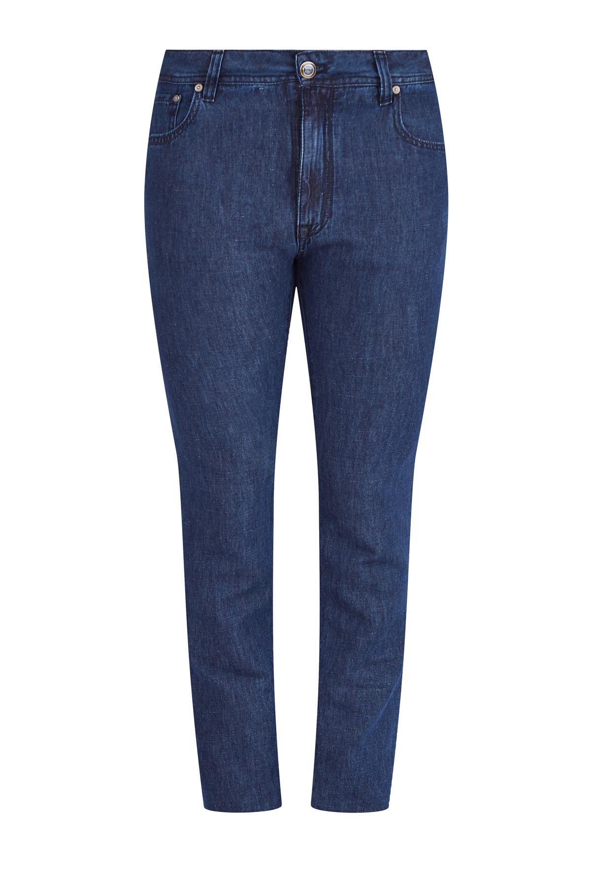 мужские классические джинсы etro