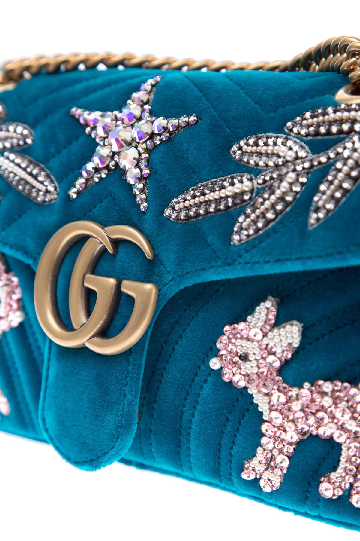 сумка GUCCI G443497 4470 Фото 8