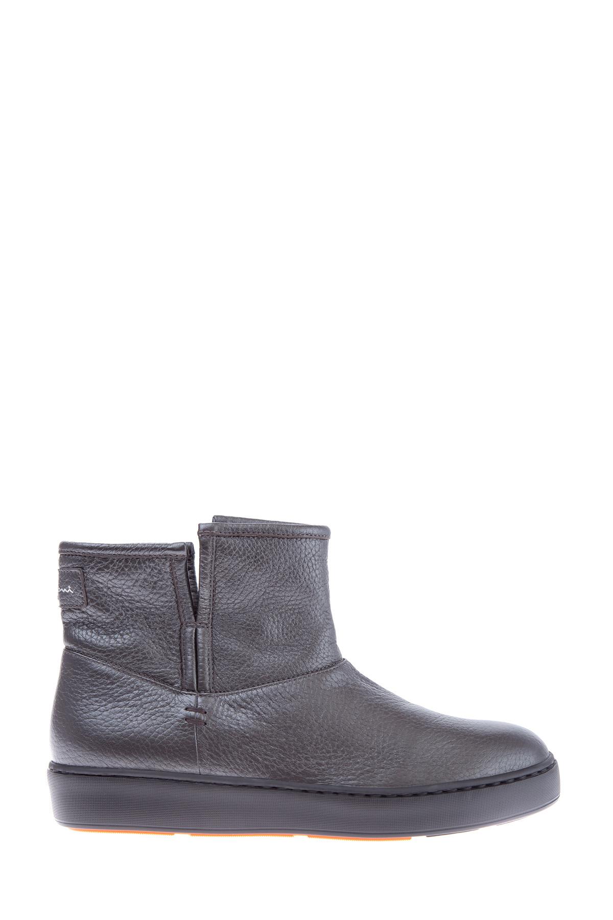 женские ботинки santoni
