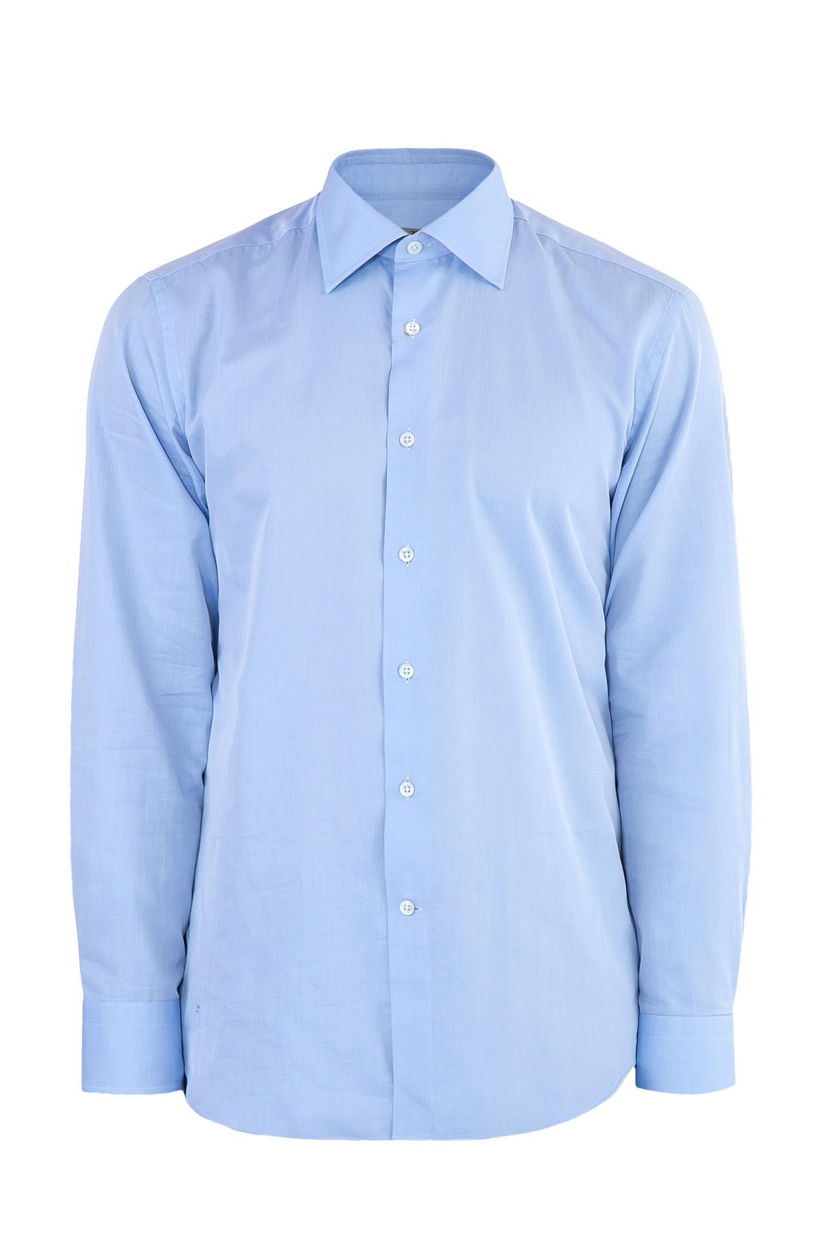 Купить Рубашка, CANALI, Италия, хлопок 100%