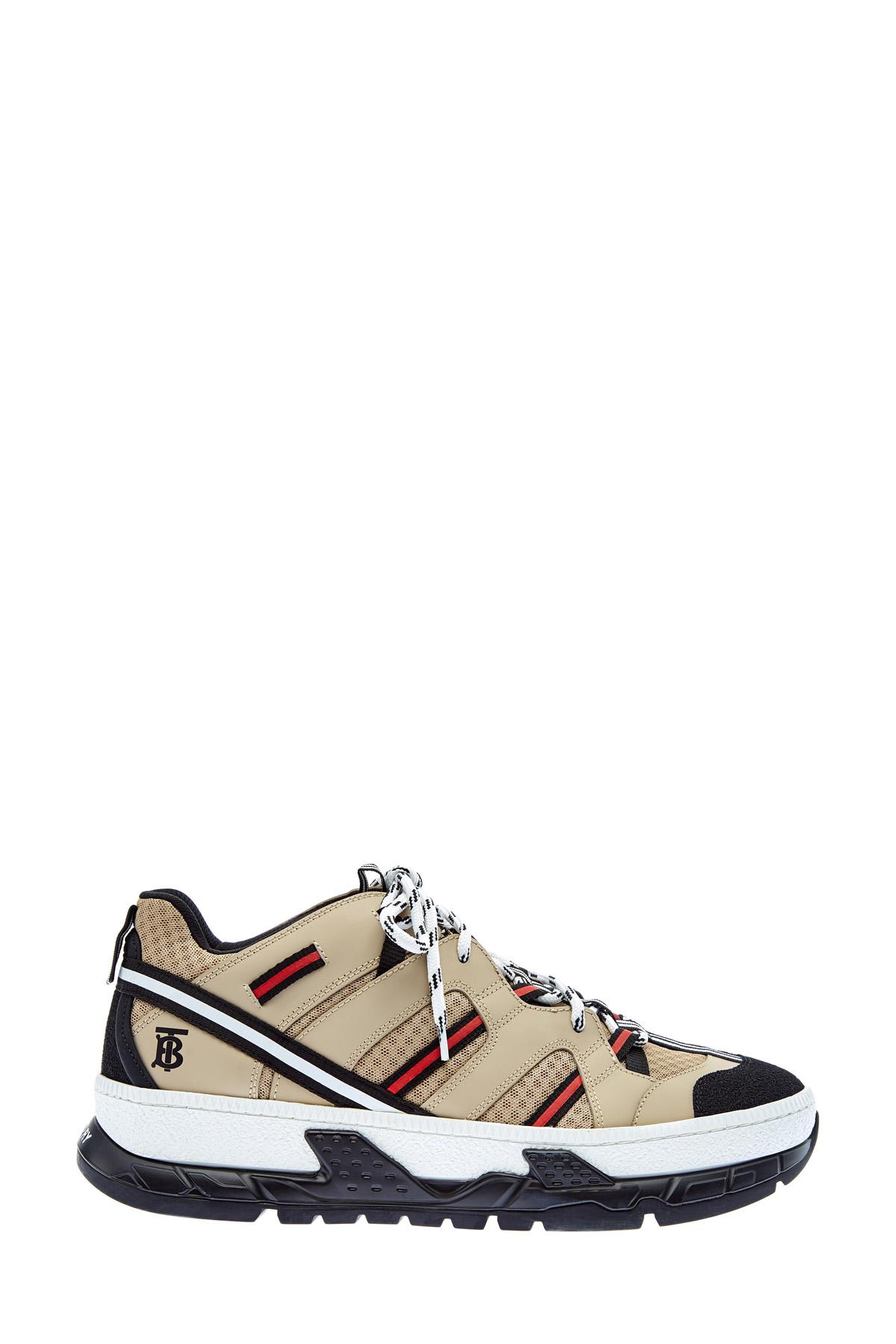 мужские кроссовки burberry