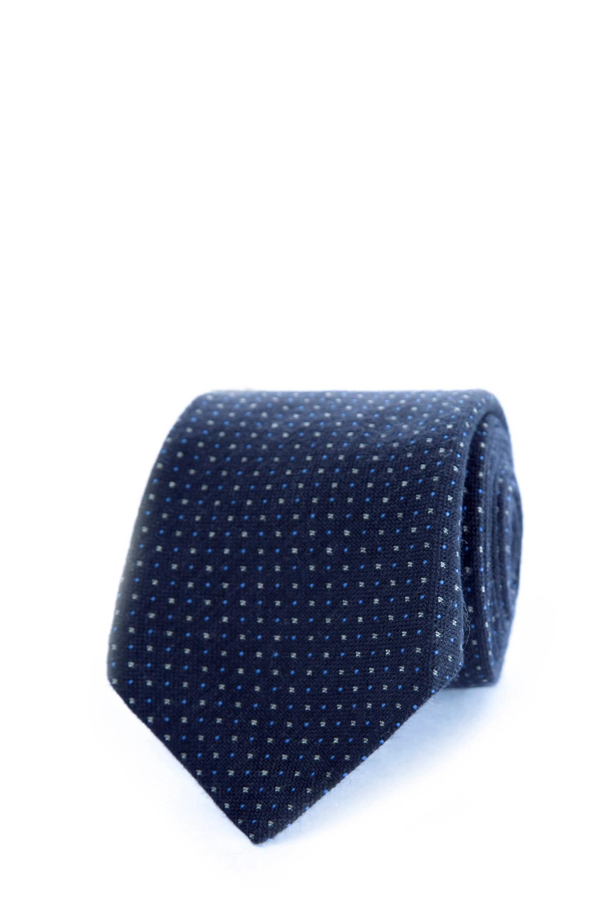 галстукГалстуки<br><br>Материал: шелк 75% ,  кашемир 14% ,  шерсть 11%;
