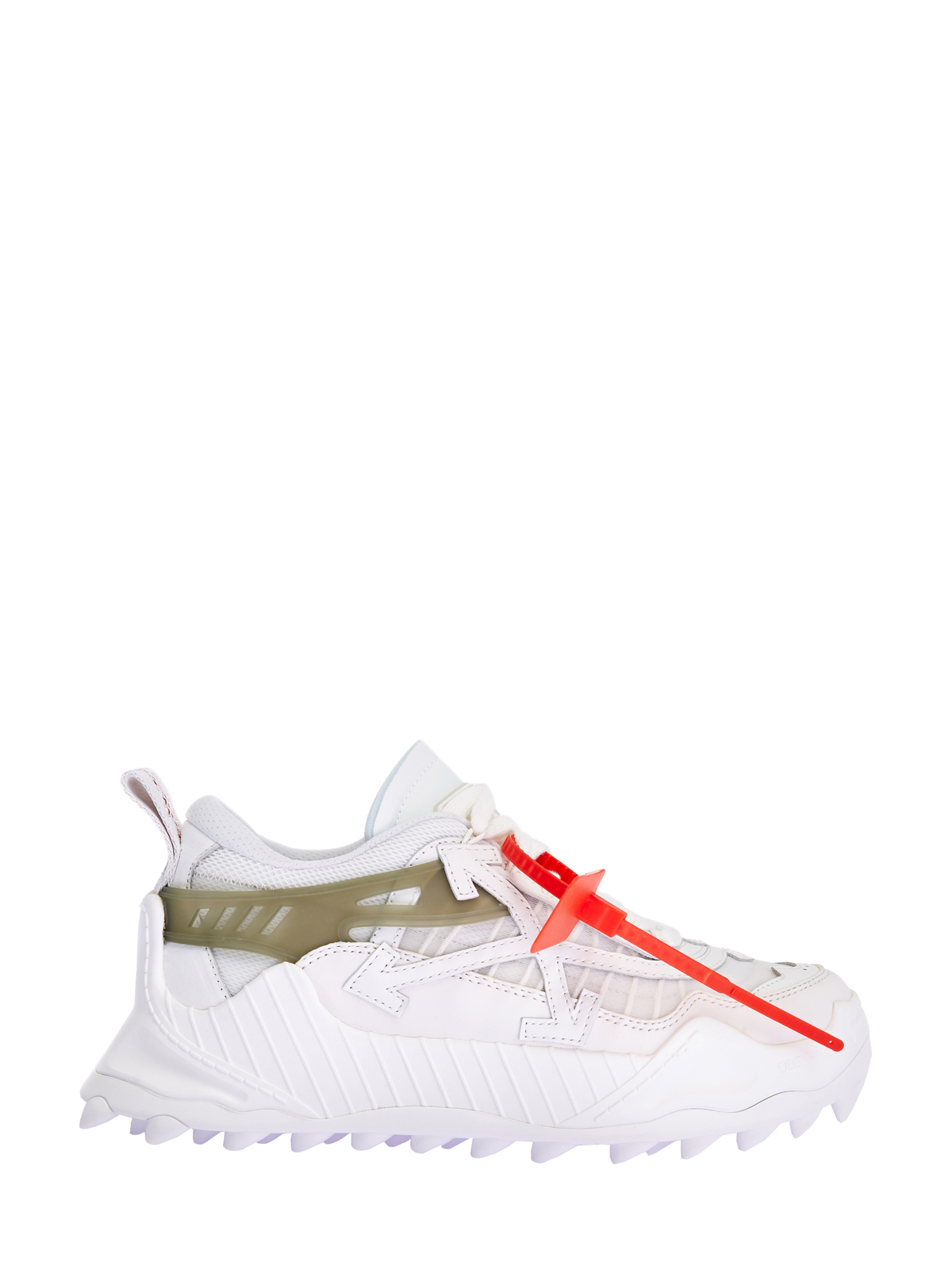 Комбинированные кроссовки Odsy-1000 на массивной подошве