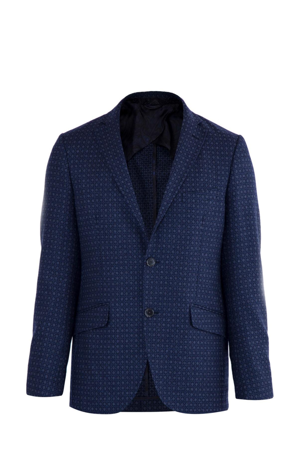 мужской классические пиджак etro