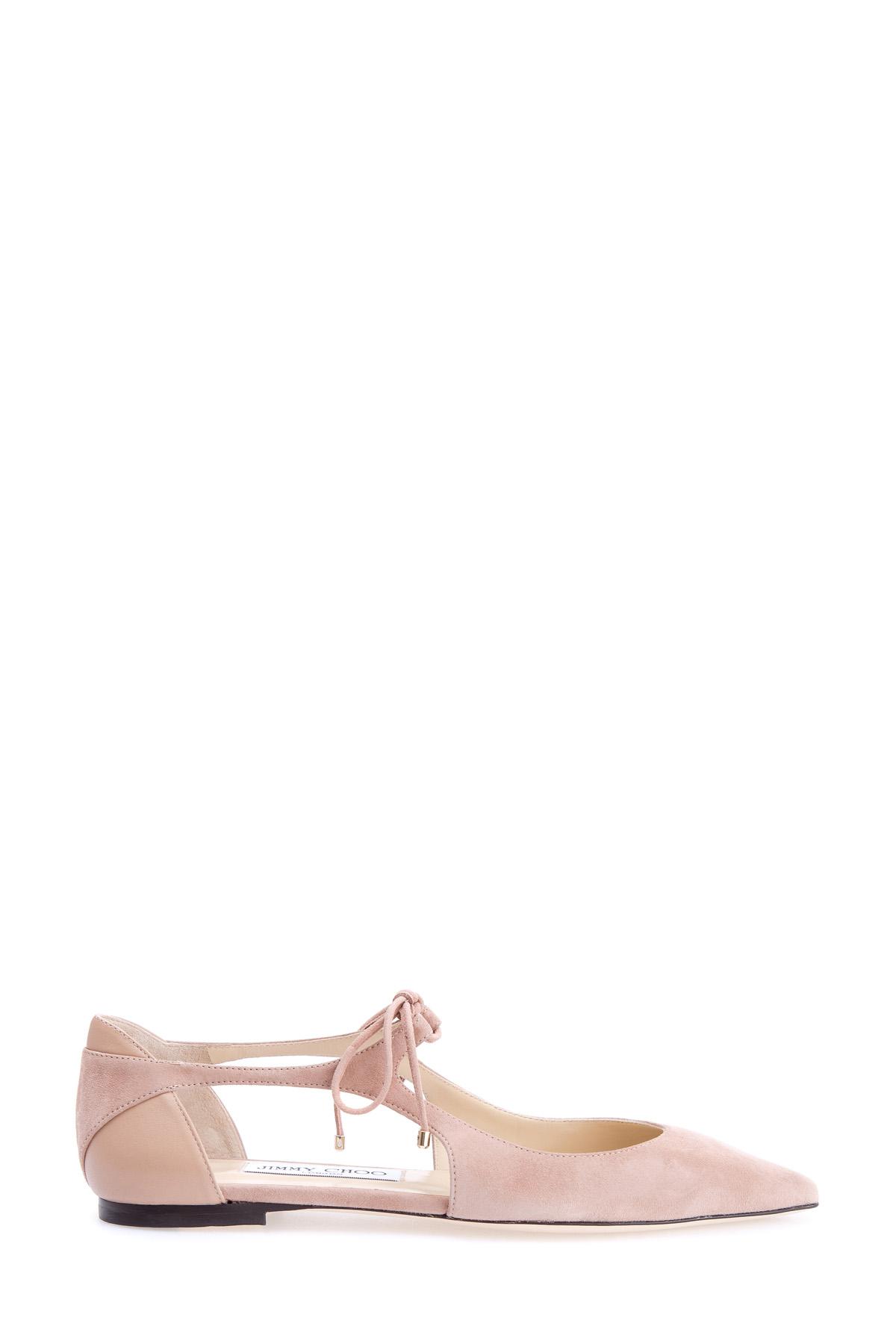 женские балетки jimmy choo