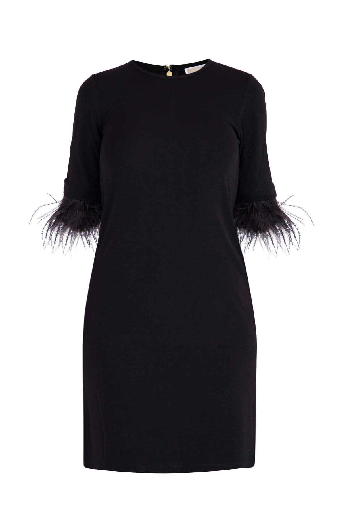 Купить Платье, MICHAEL Michael Kors, США, вискоза 95%, эластан 5%
