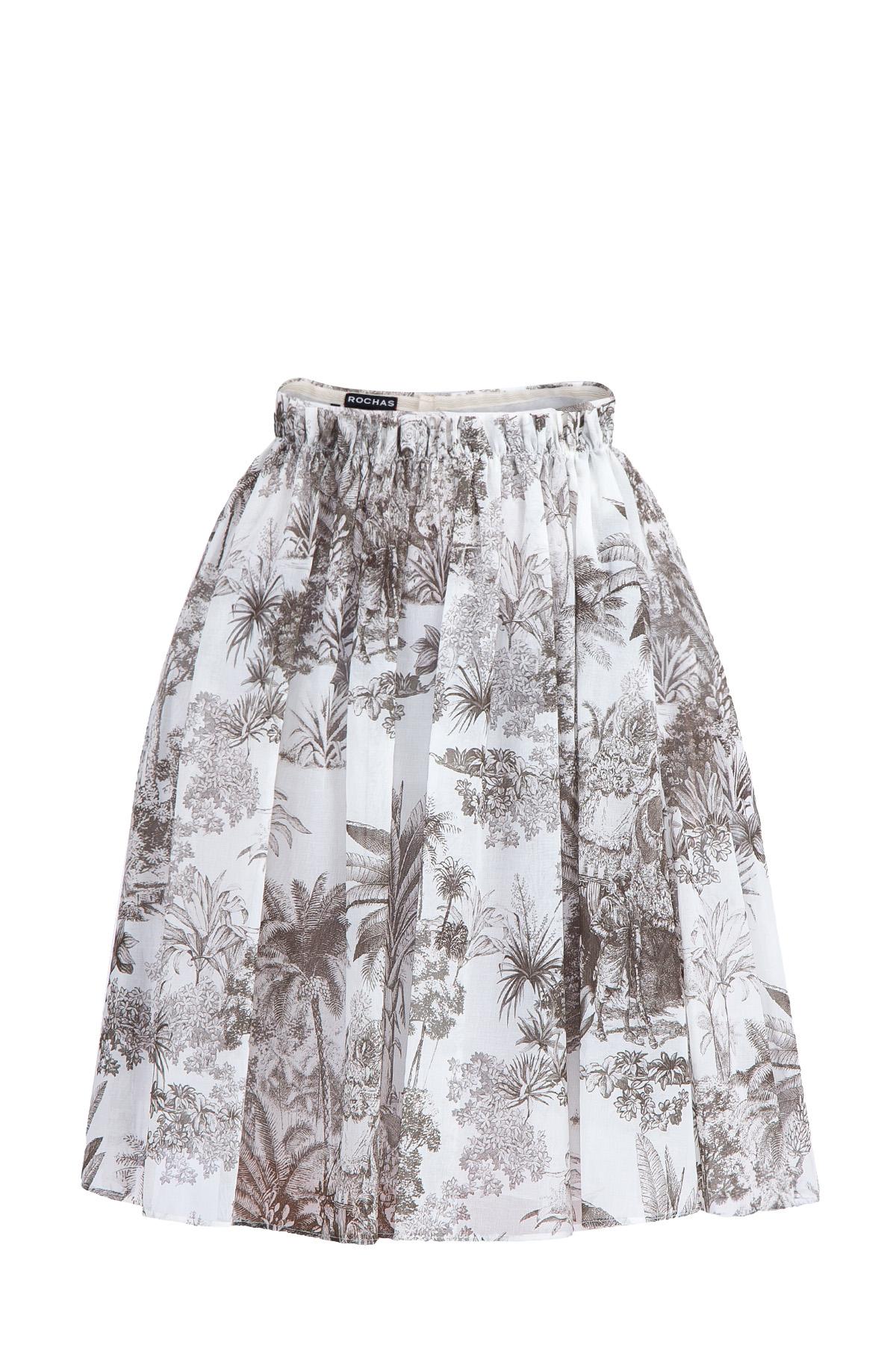 женская юбка rochas