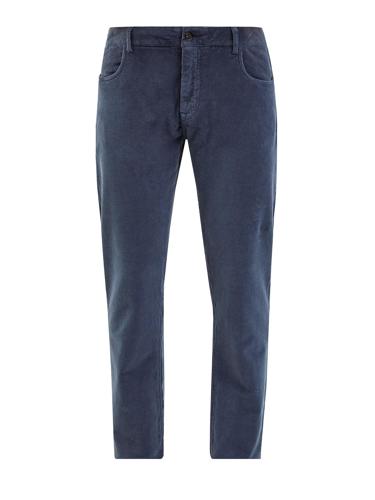 мужские классические брюки canali