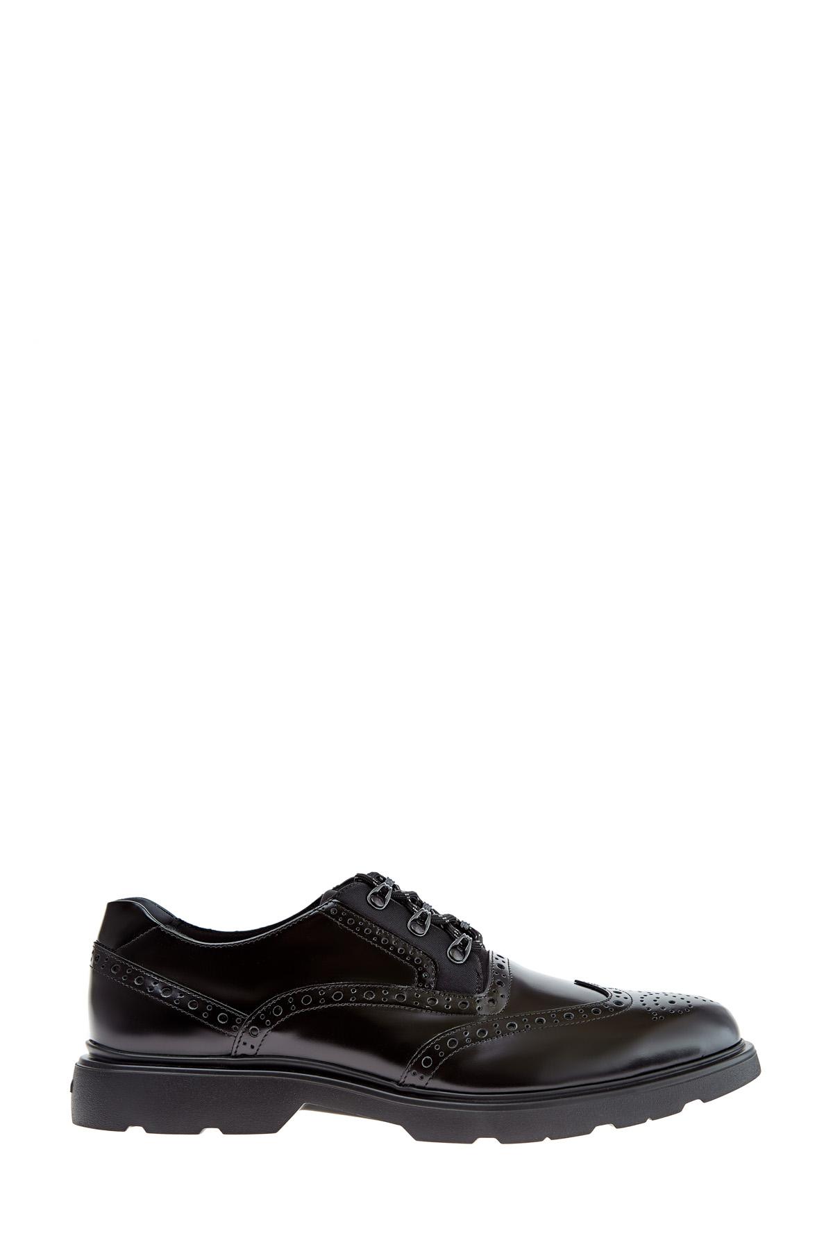 мужские классические ботинки hogan