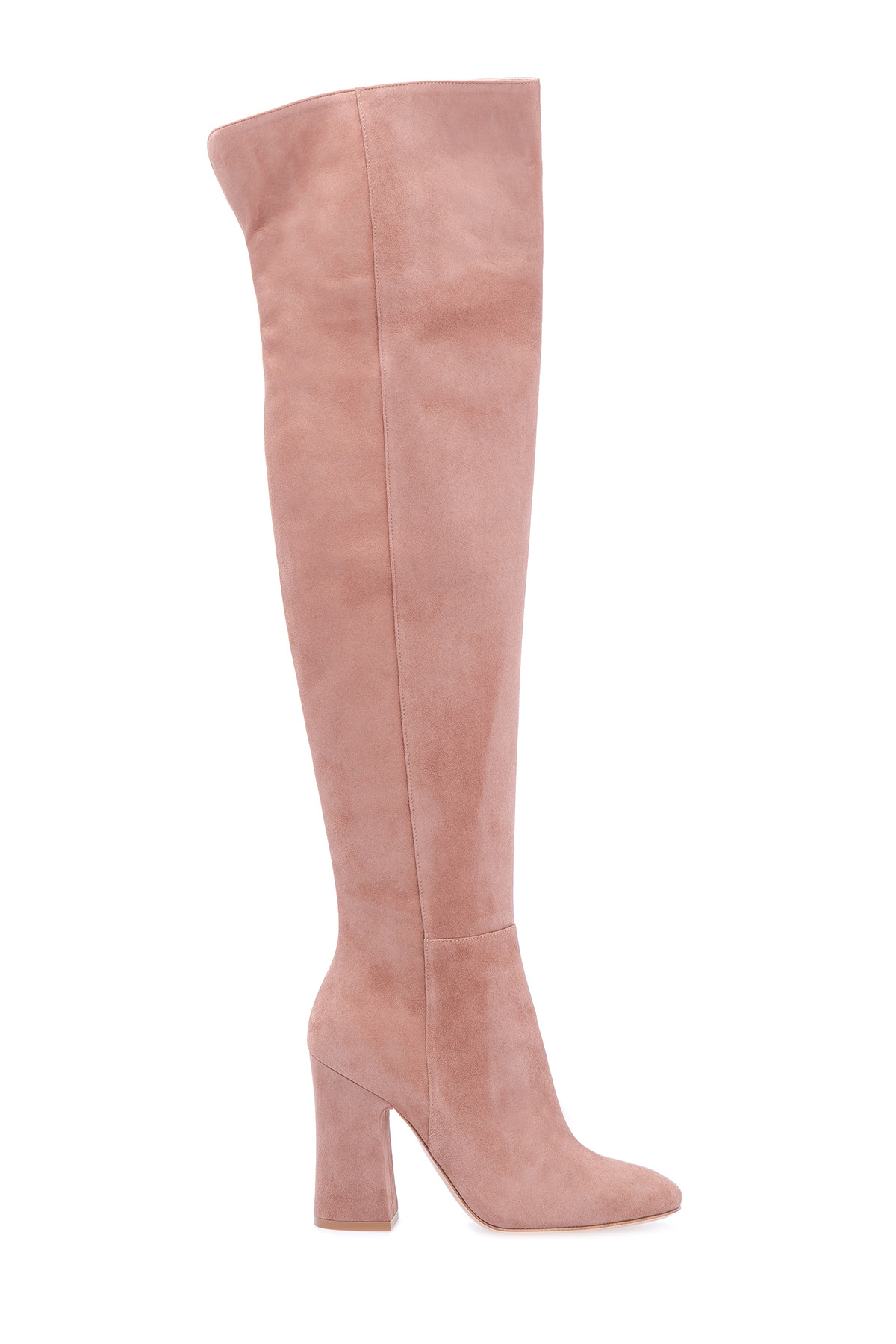 женские ботфорты на каблуке gianvito rossi