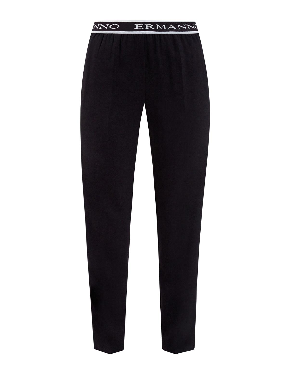 женские классические брюки ermanno firenze