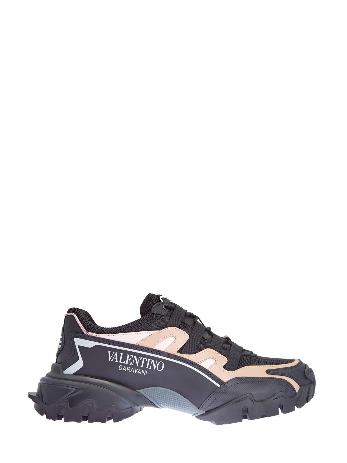 Комбинированные кроссовки Climbers сосветоотражающей отделкой