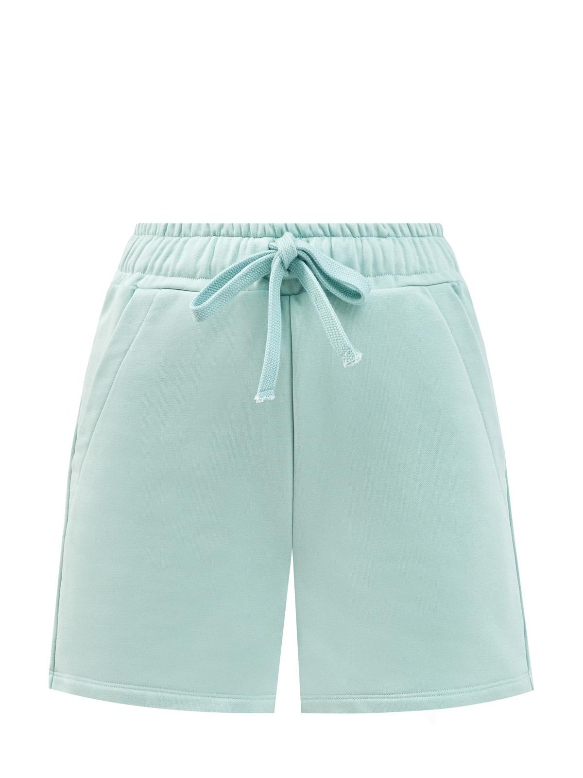 женские шорты ermanno firenze
