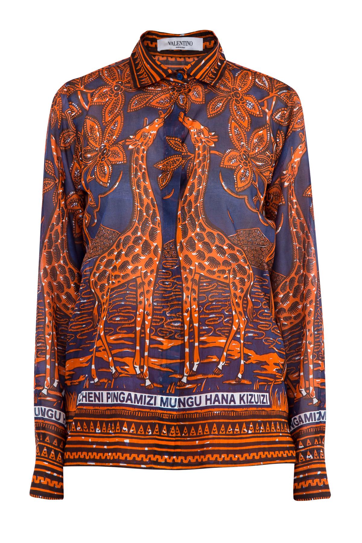 блузкаБлузки, рубашки<br><br>Материал: хлопок 100%;