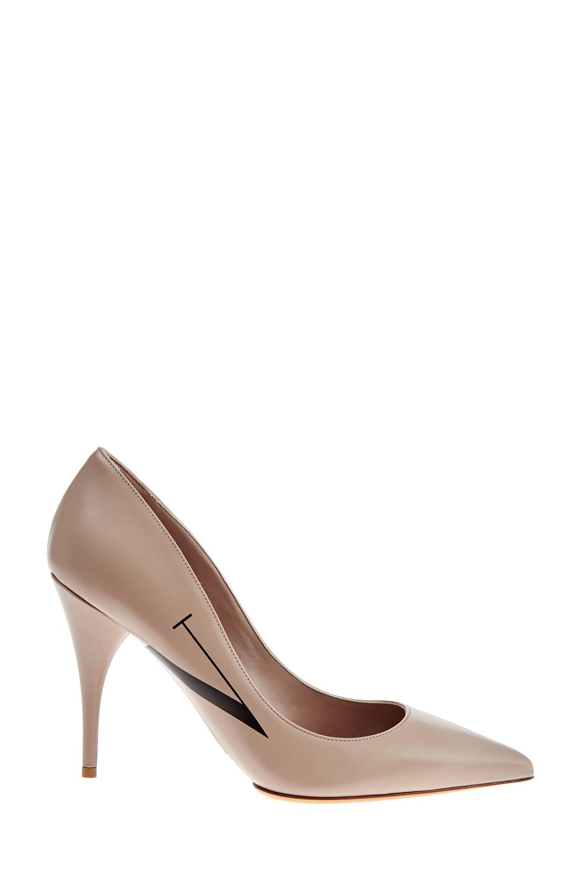 женские туфли на каблуке valentino