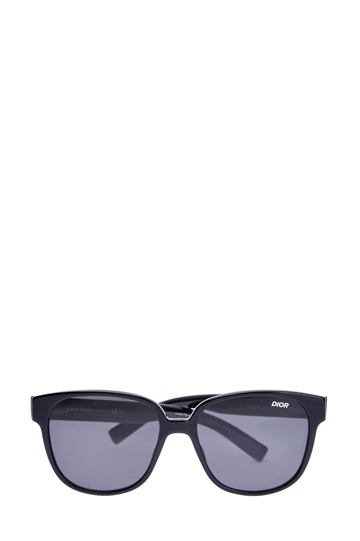 Квадратные очки DiorFlag1 в оправе из легкого ацетата