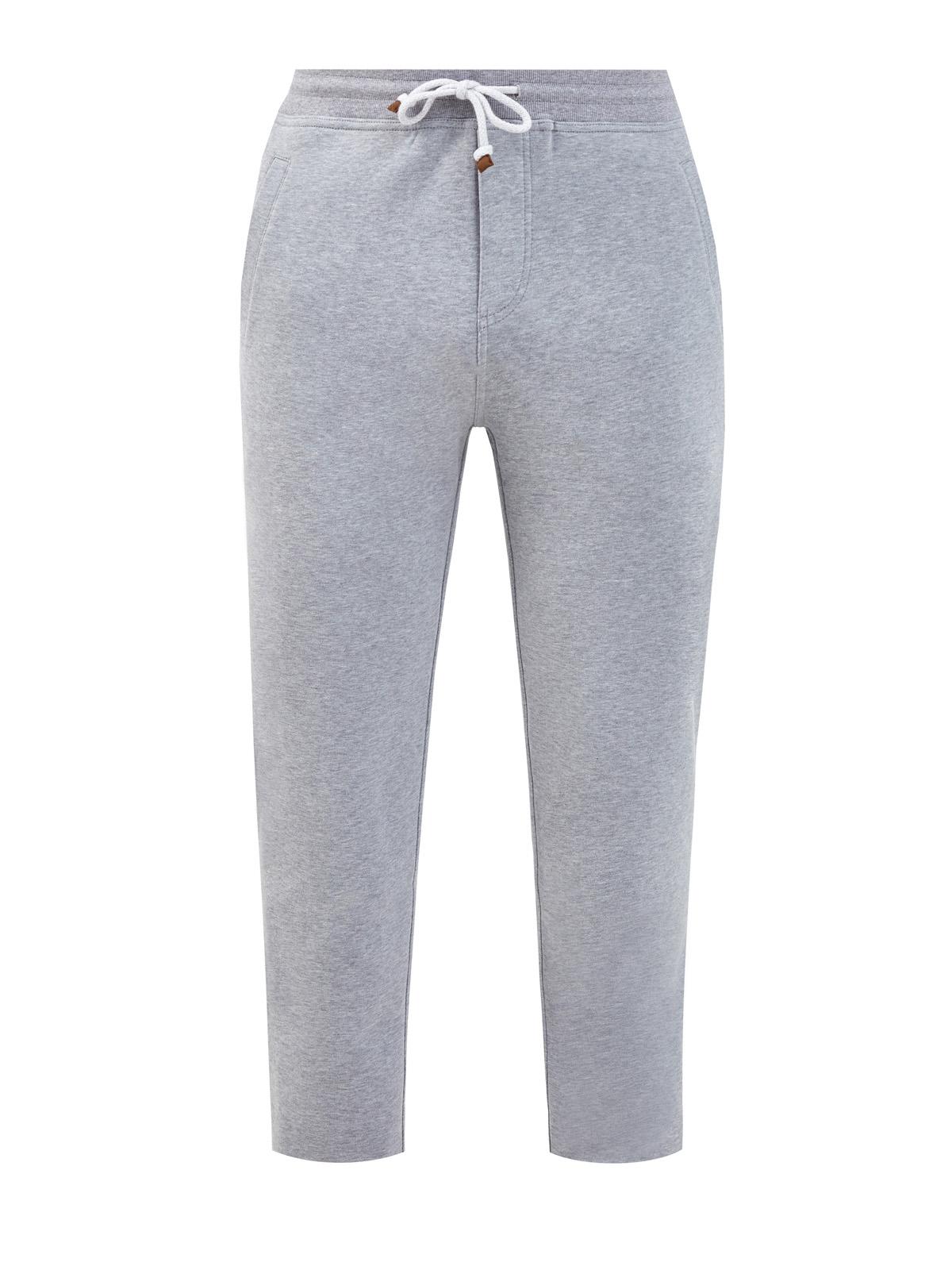 мужские брюки brunello cucinelli