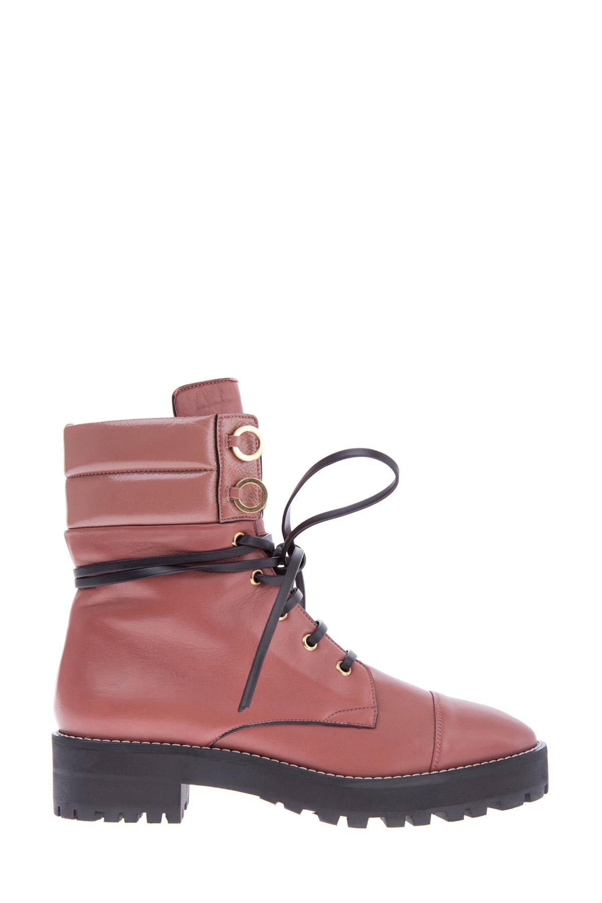 женские ботинки на каблуке stuart weitzman