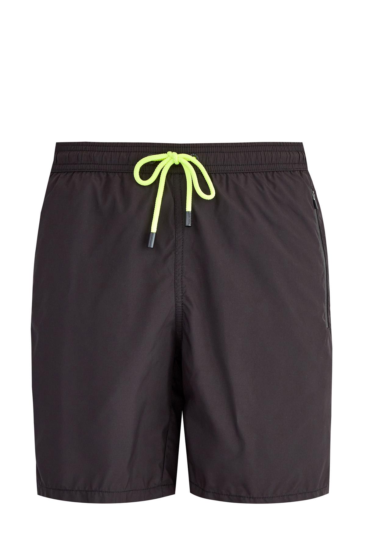 Купить Плавательные шорты из легкого нейлона с прорезиненной отделкой, MC2 SAINT BARTH, Италия, полиэстер 100%