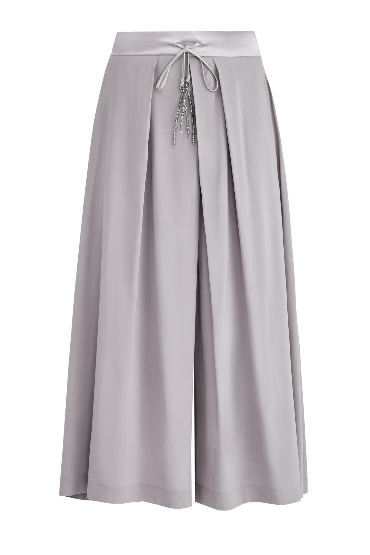 женские брюки клеш lorena antoniazzi