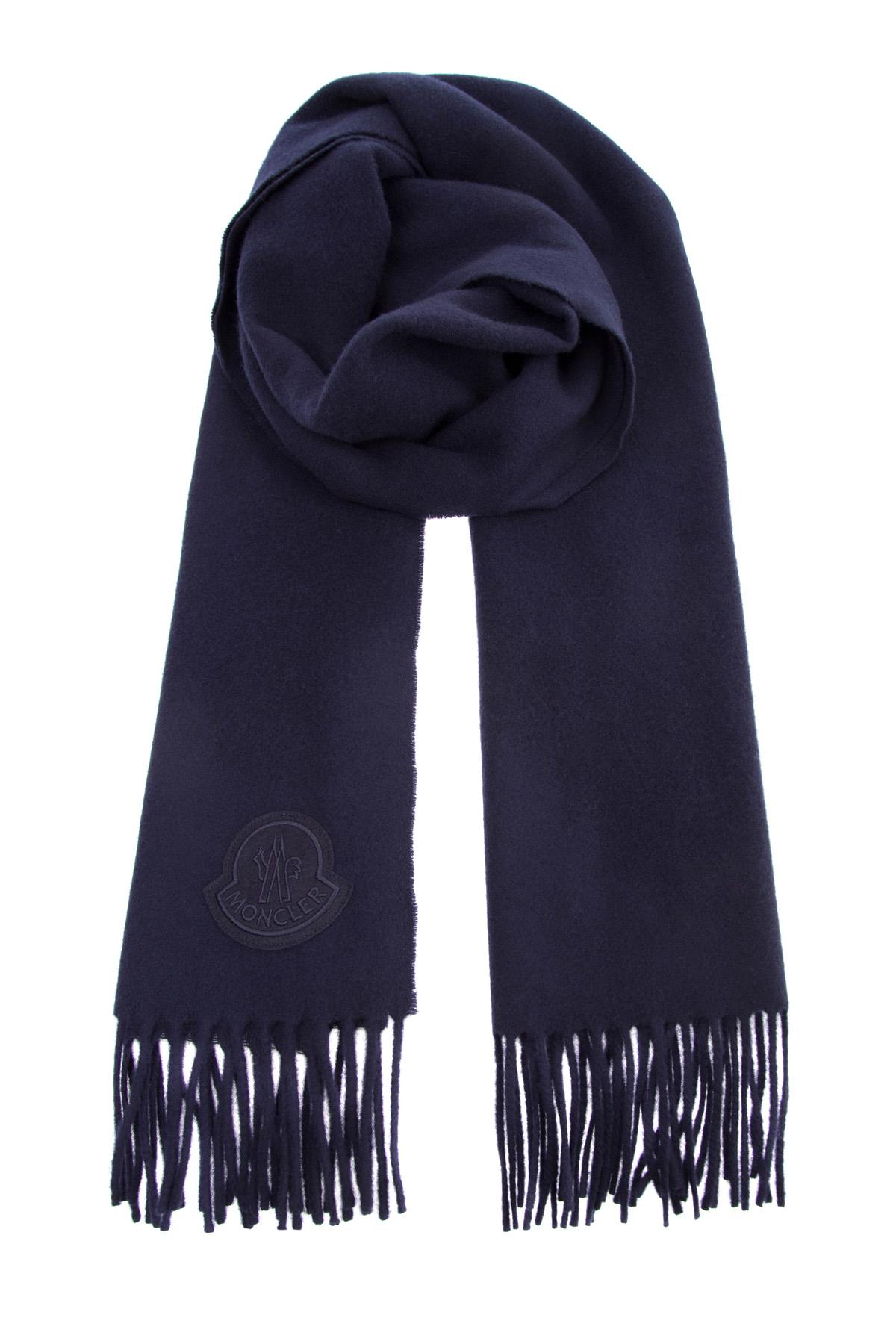 мужской шарф moncler