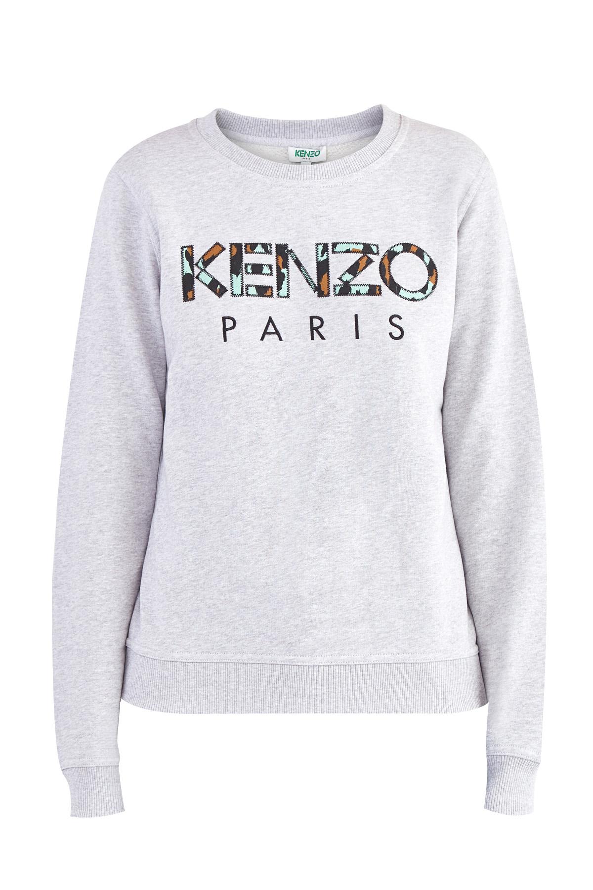 Купить Свитшот, KENZO, Франция, хлопок 100%