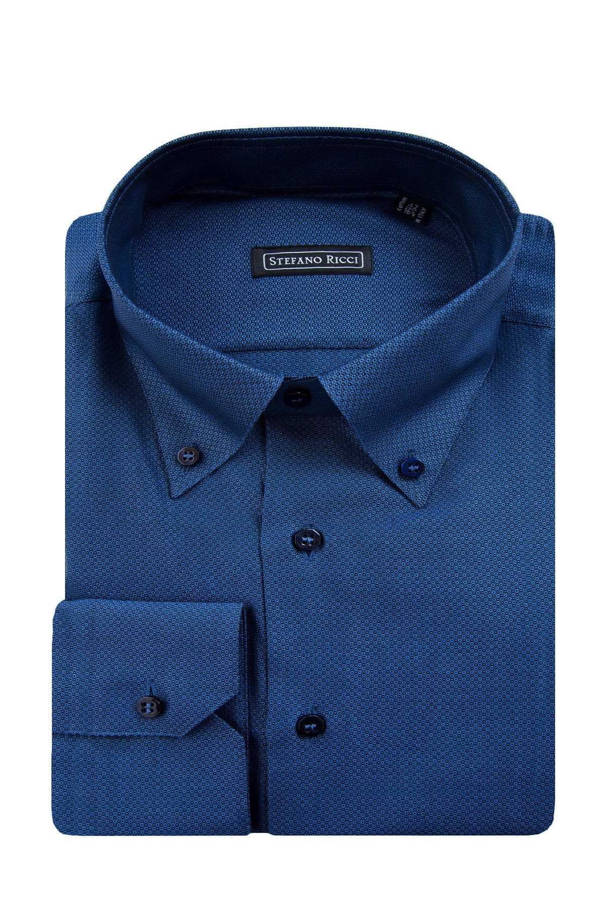 Купить Рубашка, STEFANO RICCI, Италия, 100% хлопок