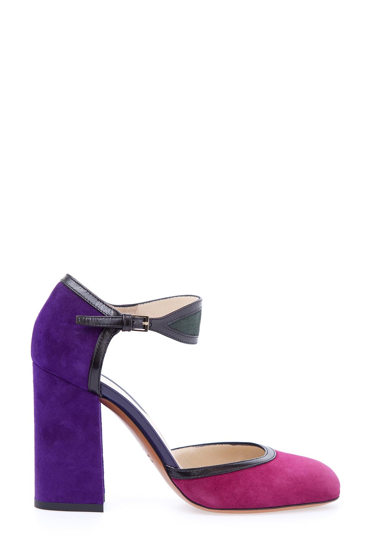 женские туфли на каблуке etro