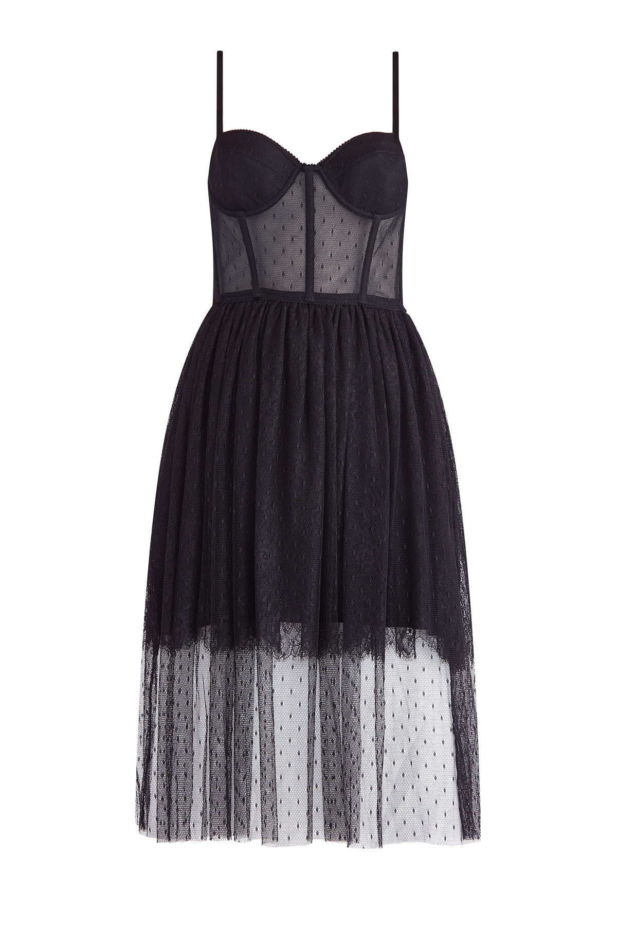 Купить Платье, ERMANNO ERMANNO SCERVINO, Италия, полиамид 100%