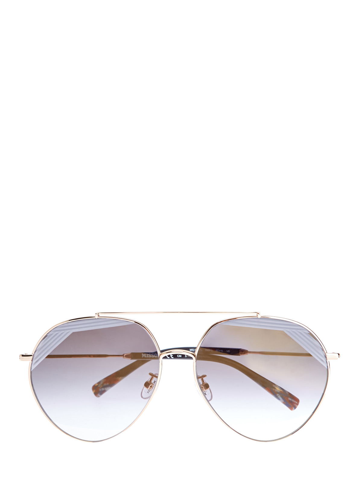 женские солнцезащитные очки missoni
