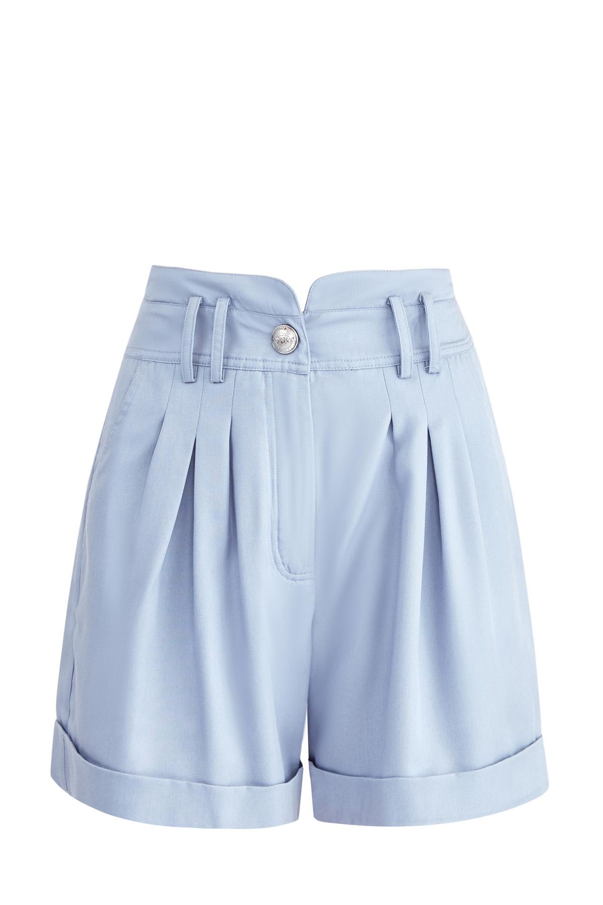 женские шорты balmain