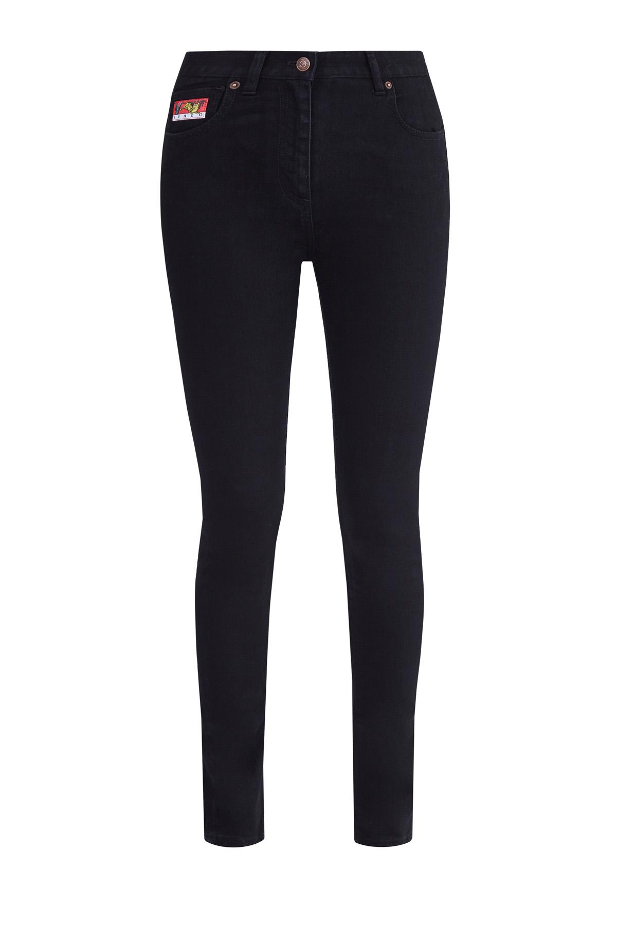 женские джинсы скинни kenzo
