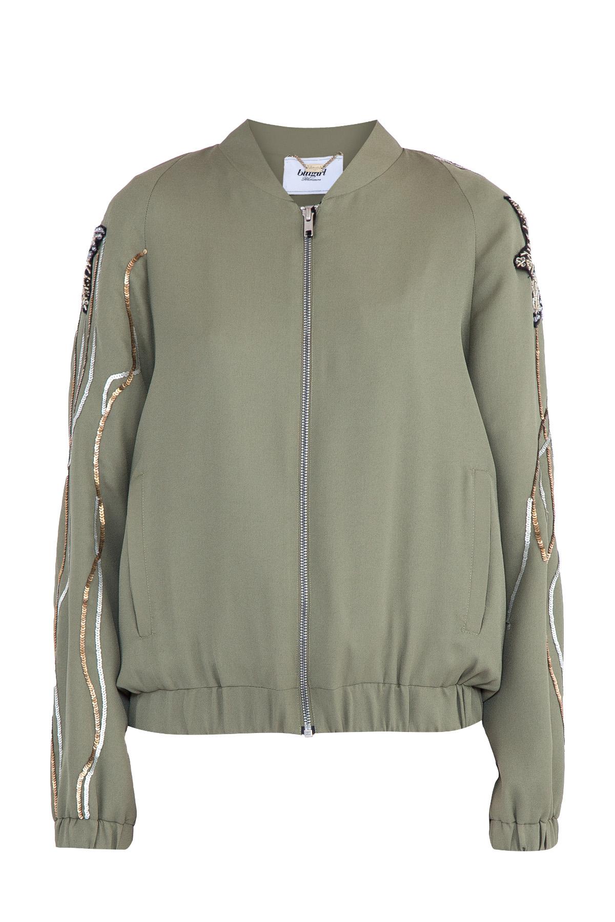 Купить Куртка, BLUGIRL, Италия, полиэстер 100%