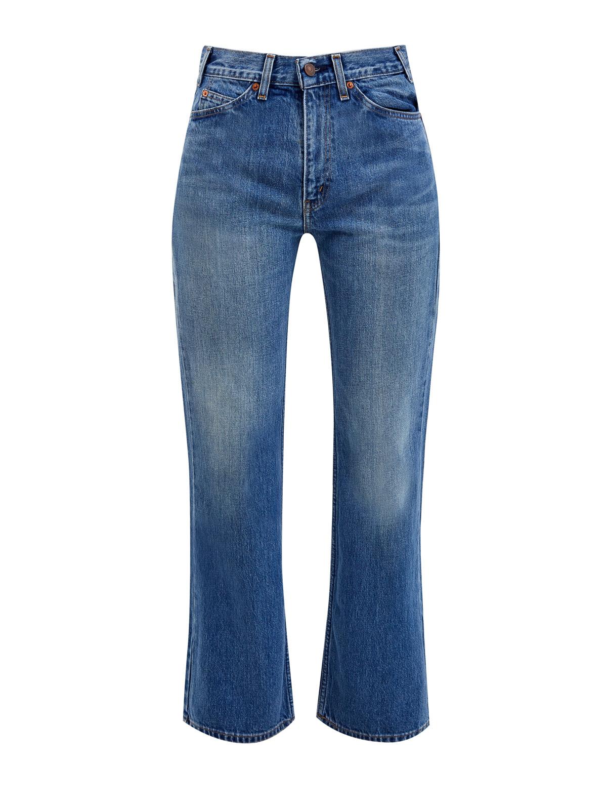 Джинсы Levi's® X Valentino из плотного денима