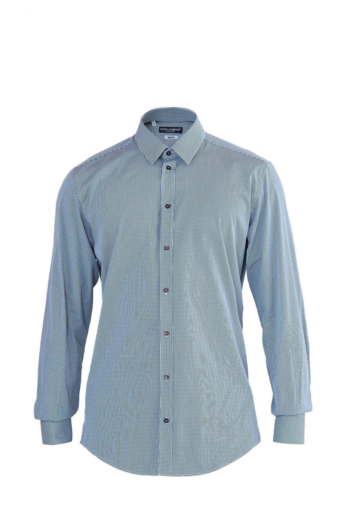 Купить Рубашка, DOLCE&GABBANA, Италия, хлопок 100%