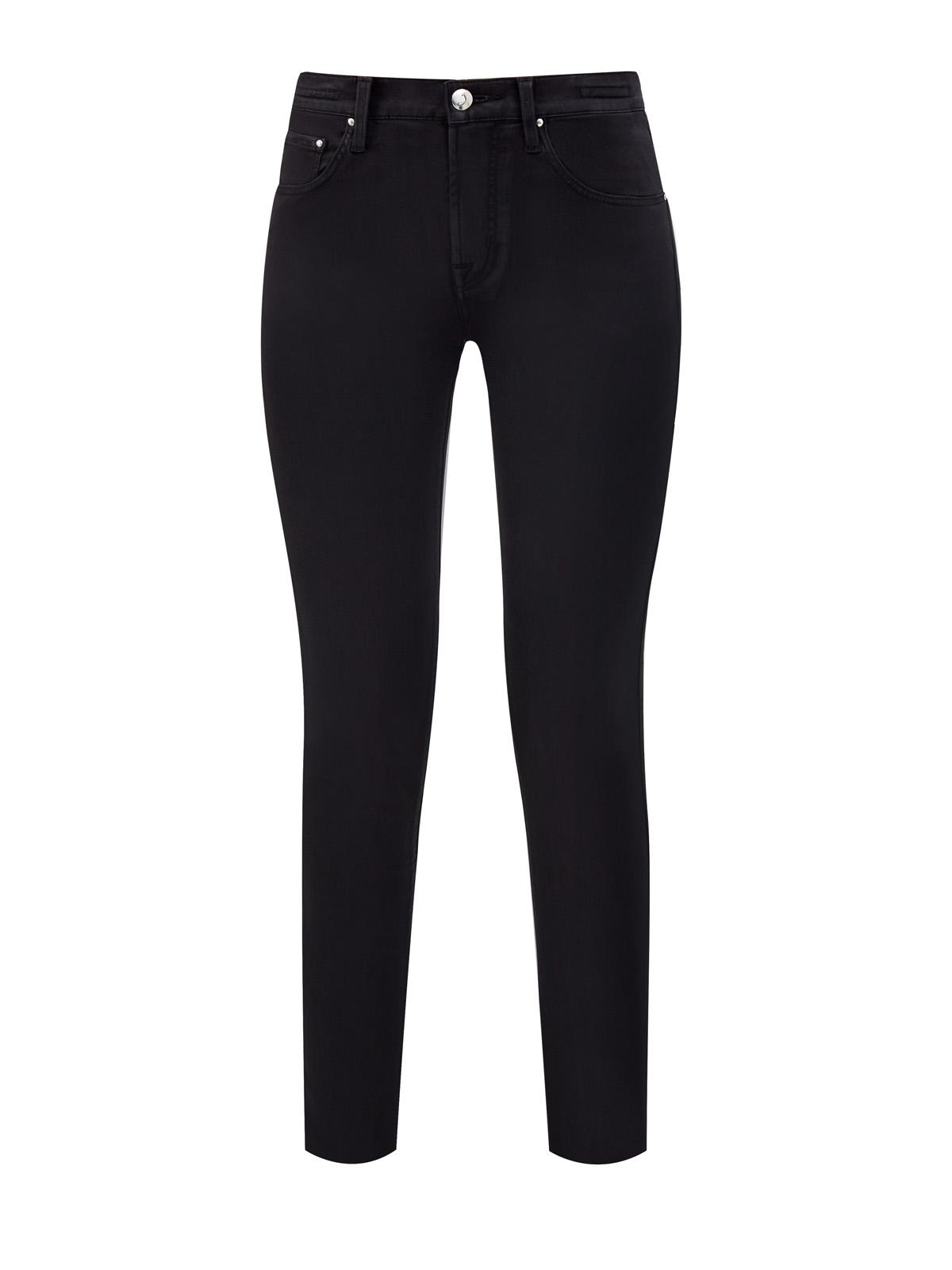 женские джинсы с высокой посадкой jacob cohen
