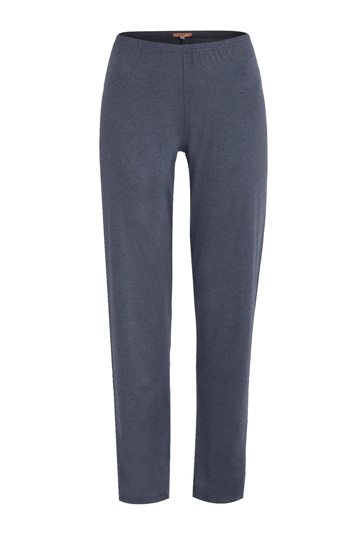 Купить Пижамные брюки, ERMANNO SCERVINO, Италия, 88% модал, 9% кашемир, 3% эластан