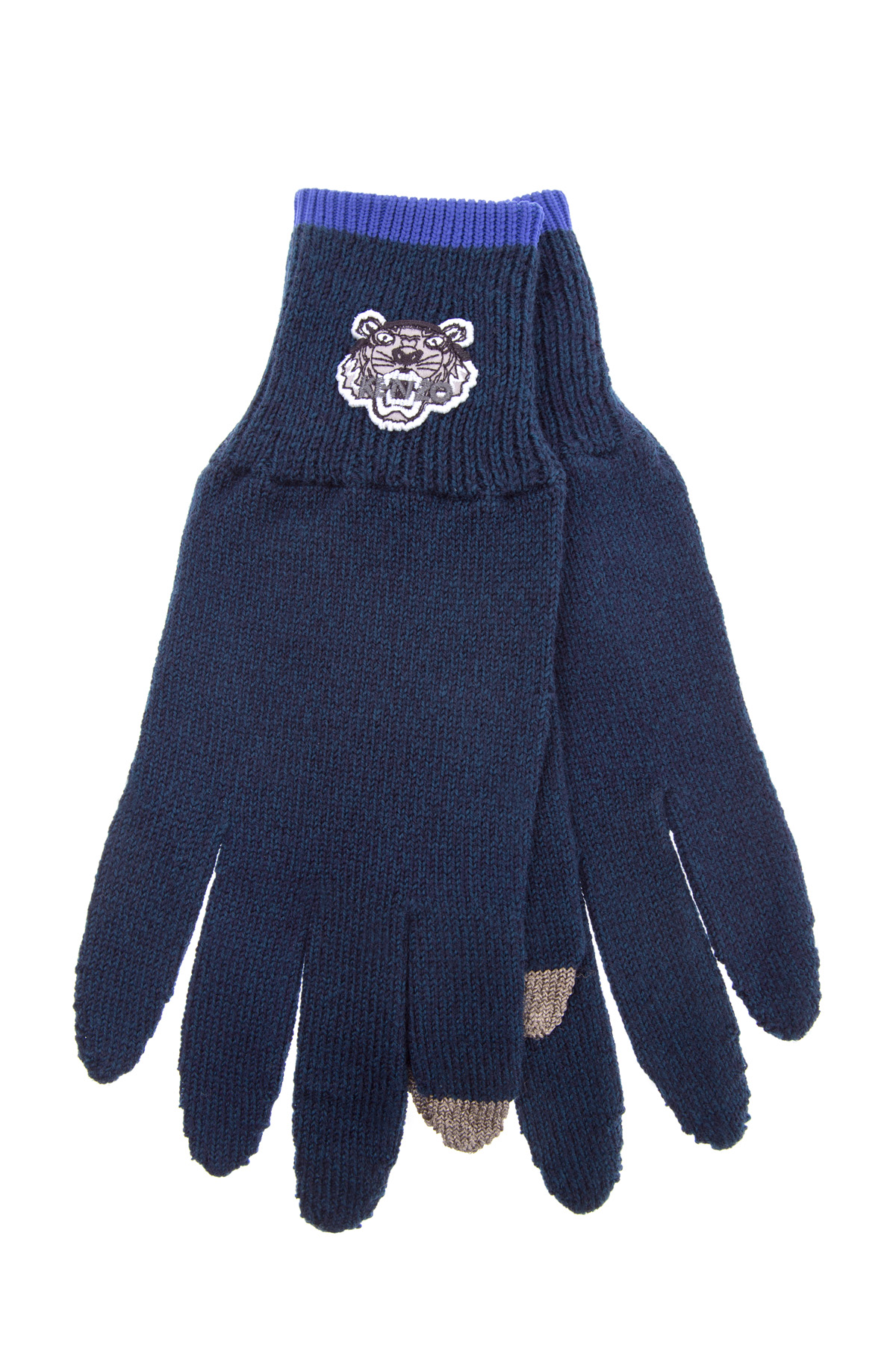 мужские перчатки kenzo