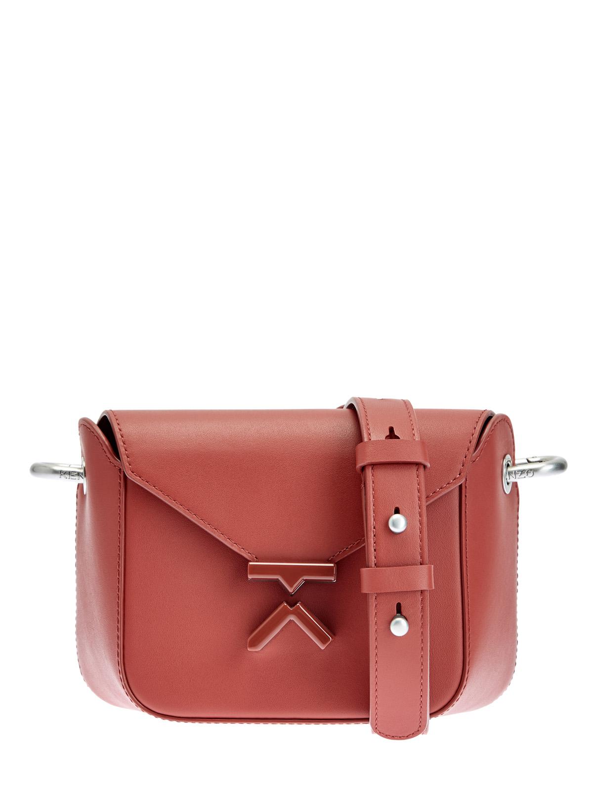 Миниатюрная сумка Tali из гладкой матовой кожи