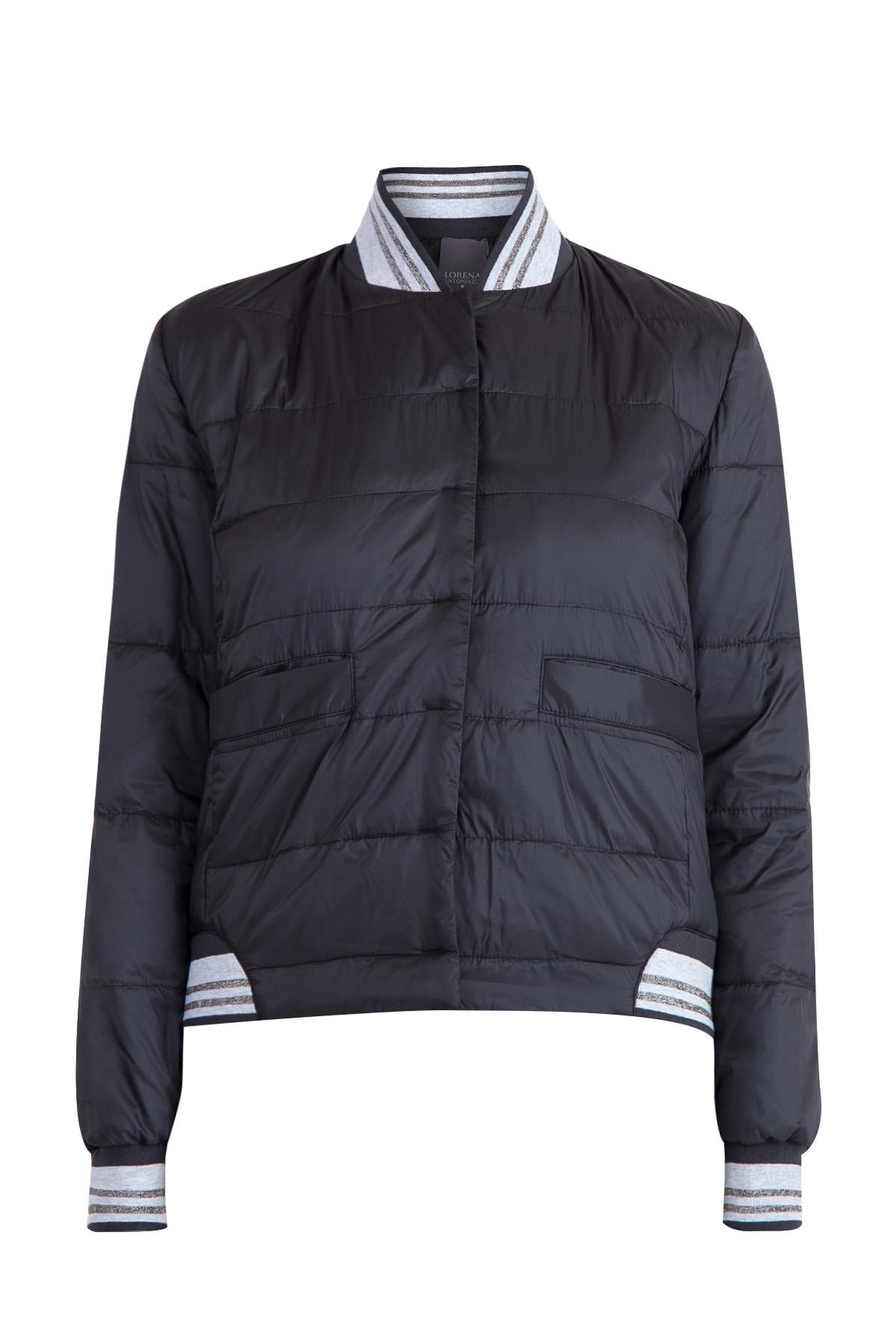 Купить Куртка, LORENA ANTONIAZZI, Италия, полиамид 100%, полиэстер 100%